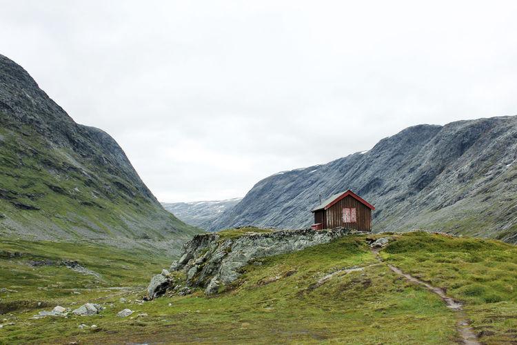 Tiny cabin in Groti, Norway
