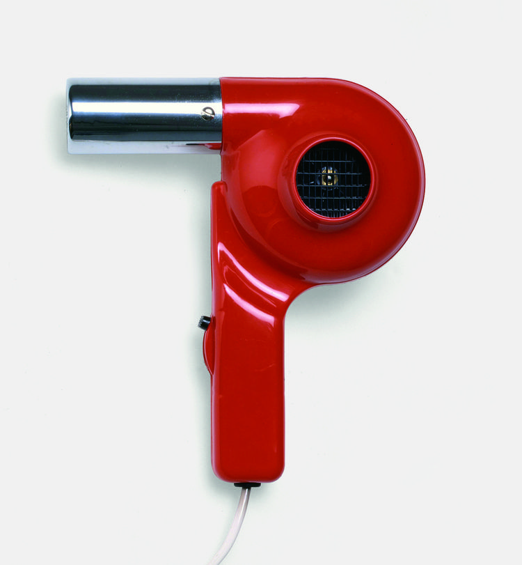 Hairdryer, La Rinascente, 1959