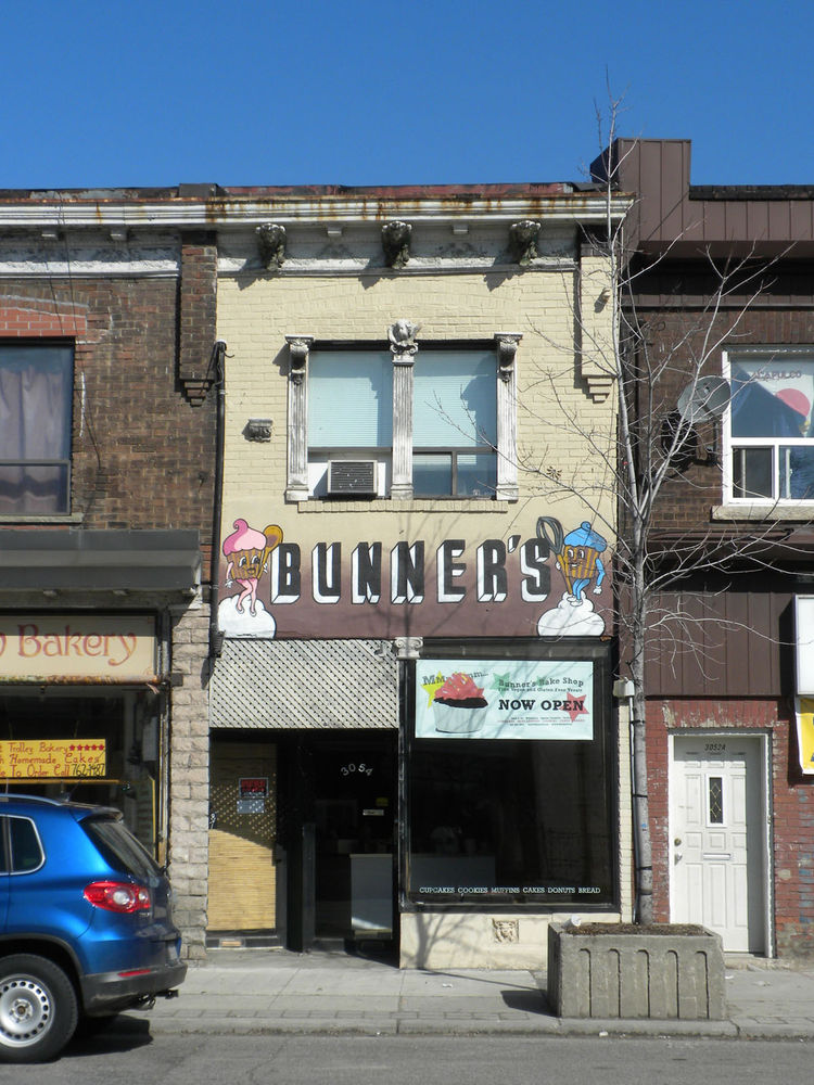 "On the culinary front, <a href=""http://www.bunners.ca"">Bunner's</a> offers vegan and gluten-free baked goods. I was treated to a cookie from Bunner's and have to say, even as an omnivore, it was delicious."