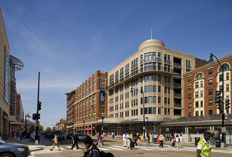 """Project: Columbia Heights<p></p>Location: Washington, DC<p></p>Developer: The Government of the District of Columbia<p></p>2010 ULI Award for Excellence: The Americas nomination:""""Arising from a city-led initiative to revitalize a neighborhood destroyed i"""