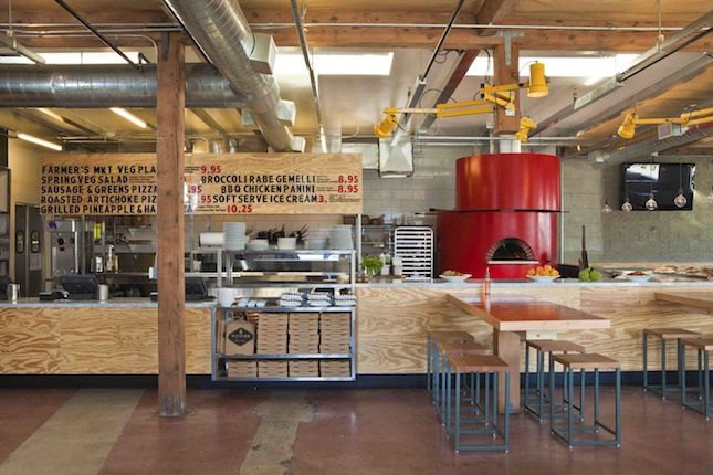 """<b><a href=""""http://www.pitfirepizza.com/locations/"""" target=""""_blank"""">PITFIRE PIZZA</a></b> Restaurant designed by <a href=""""http://www.bestorarchitecture.com/"""" target=""""_blank"""">Bestor Architecture</a> <br /><br />  The newest location of this Los Angeles-bas"""