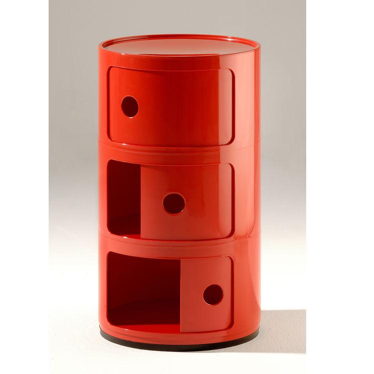 """<b>Componibili</b> by Anna Castelli Ferrieri for <a href=""""http://www.kartell.com"""">Kartell</a>, $160"""