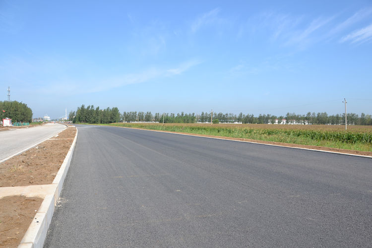 The best place to ride in China? Newly paved highways that haven't yet been open to cars but are available to cyclists.