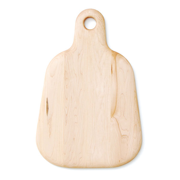 """<h3>Culina Serving/Cutting Paddle, Geoffrey Lilge, $175</h3> Alissa Parker-Walker: """"Cold fall weather means more meals inside with family and friends cozied together around the dining table. This serving paddle is the best way to serve your charcuterie, c"""