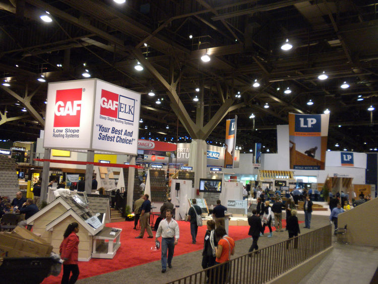 Though the show was smaller than it was in 2009, it still drew tens of thousands of visitors and hundreds of companies, many debuting new products.