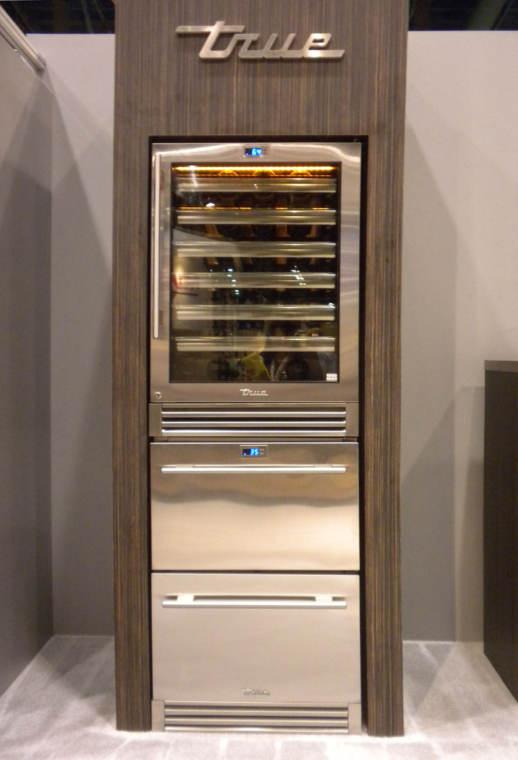 "Fisher & Paykel brought dishwasher drawers to popularity, and <a href=""http://www.true-residential.com/"">True</a> claims to be leading the pack in undercounter fridge drawers. Their recently launched residential collection is based on the company's long h"