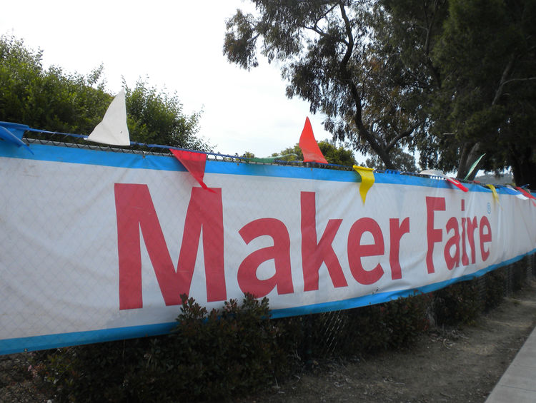 "In 2006, <a href=""http://makezine.com/""><i>Make</i></a> magazine hosted the first Maker Faire in San Mateo, California (located in between San Francisco and San Jose). Since then, it has launched annual ""faires"" in Detroit and New York City as well as ""Mi"