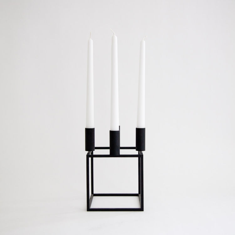 "<b><a href=""http://store.mjolk.ca/index.php?product=10004&shop=1&search=Kubus%20Candleholder"">9. Kubus candleholder by Mogens Lassen.</a></b> ""One of our favorite Danish design pieces, it's timeless, mathematical, and looks good anywhere. For us it's a ma"