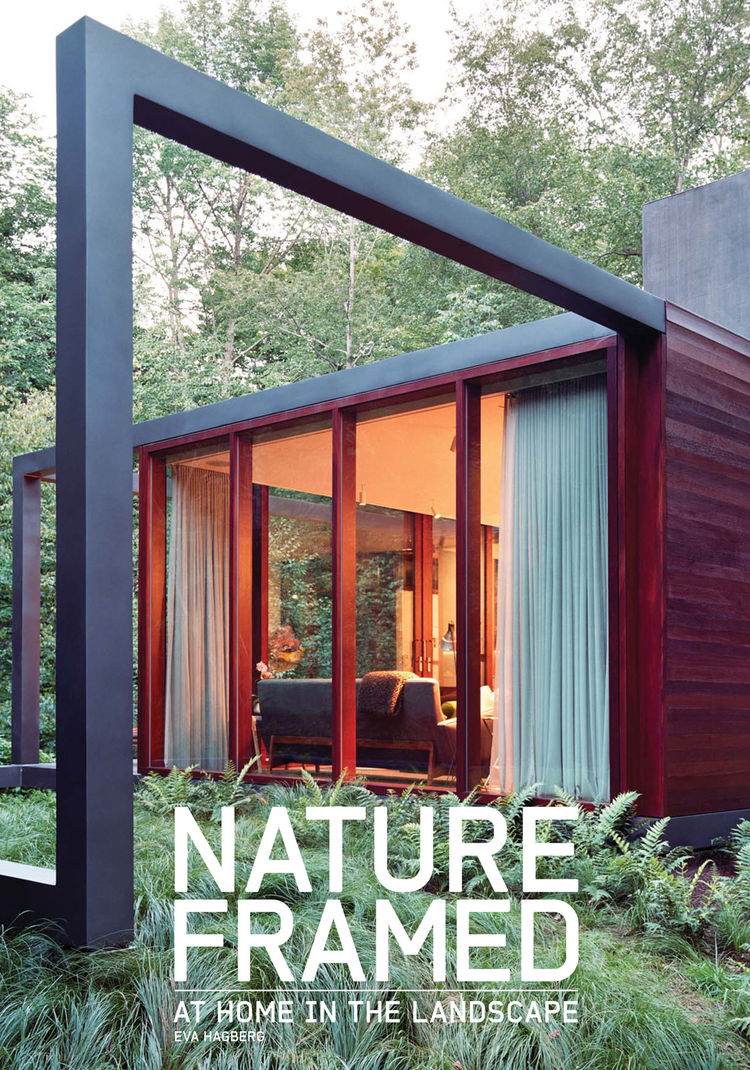 <i>Nature Framed</i> was published in May 2011 and features 200 color photos as well as floor plans of each home.