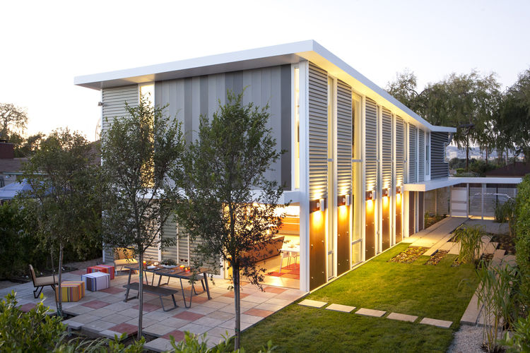 The Sunlight Residence by Proto Homes.
