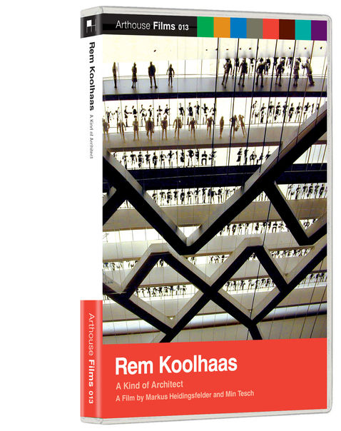See a screening of Rem Koolhaas: A Kind of Architect at the Main Branch of the San Francisco Public Library.