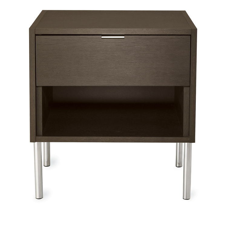 "<b>Reve Bedside Table</b> by Niels Bendtsen for <a href=""http://www.dwr.com"">Design Within Reach</a>, $850"