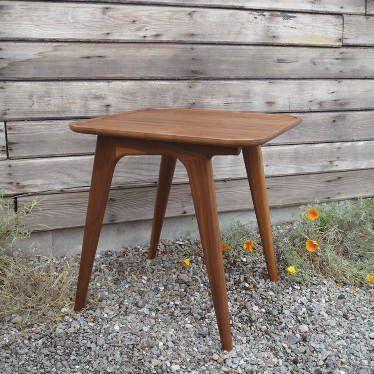 "<b>Rian End Table</b> by <a href=""http://www.semigoods.com"">Semigood Design</a>, $1,200 for table without lipped edge, $1,325 for table with lipped edge"
