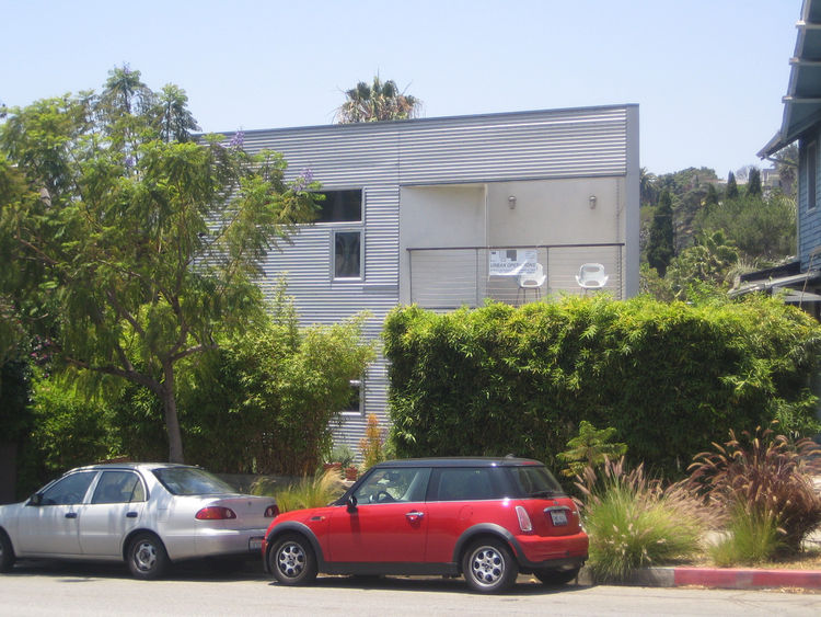 "We traipsed a good several blocks in the L.A. heat to get to our next destination: the home and office of John Southern and his firm <a href=""http://urbanops.org/"">Urban Operations</a>."