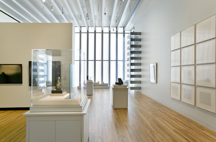 """The University of Michigan Museum of Art in Ann Arbor, Michigan. Designed by Allied Works Architecture. Winner of the 2011 Institute Honor Award for Architecture. Project description: """"The recent expansion and renovation of the 1908 beaux-arts building op"""
