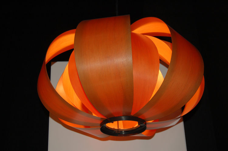 Jose Antonio Coderch's suspension lamp, a frequently knocked-off piece, won the prize in 1957.
