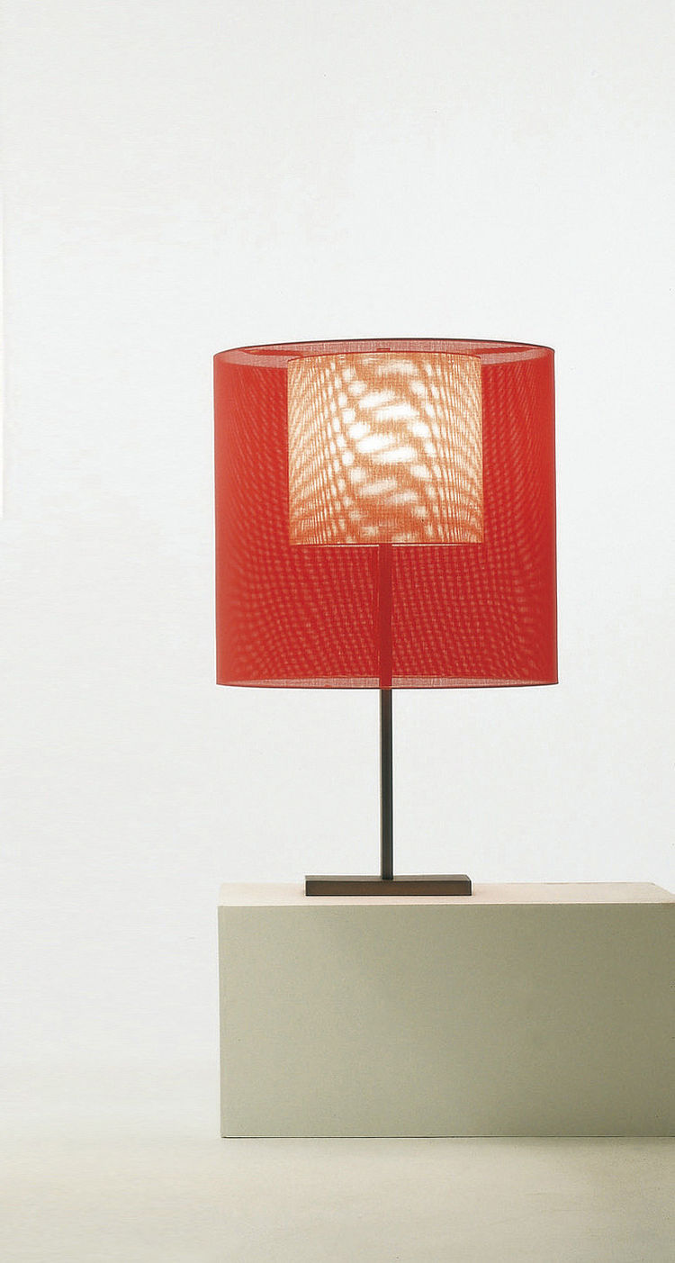 "The ""Moare"" lamp by Antoni Arola for Santa & Cole (2003)."