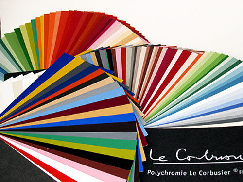 Corbusier paint deck