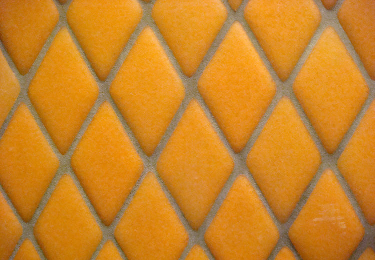 Crush by Fireclay Tile is made from recycled glass and comes in 40 colors and 17 shapes.