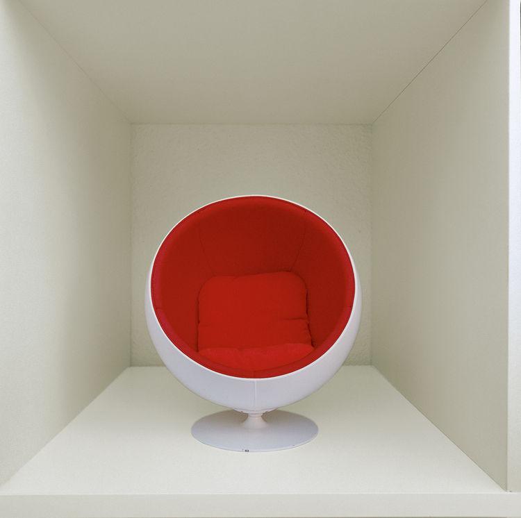 A miniature Ball Chair.