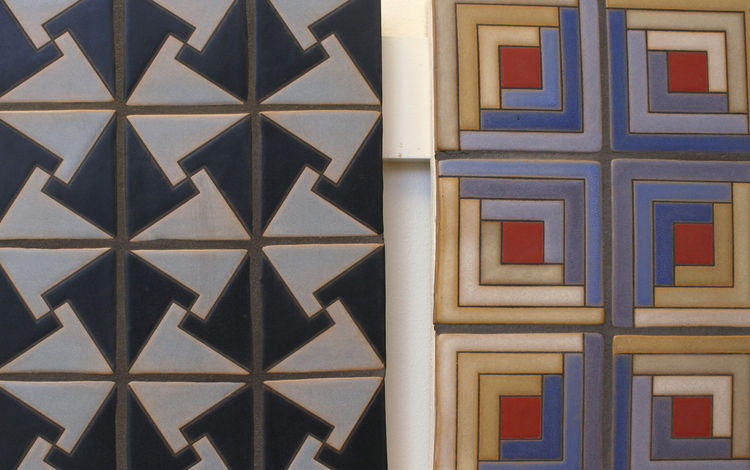 "Founded in 1990, <a href=""http://www.nativetile.com/products.html"">Native Tile</a> in Southern California is known primarily for its Spanish, Craftsman, and California Mission style hand-crafted tiles. However, with over 800 copyrighted original patterns,"