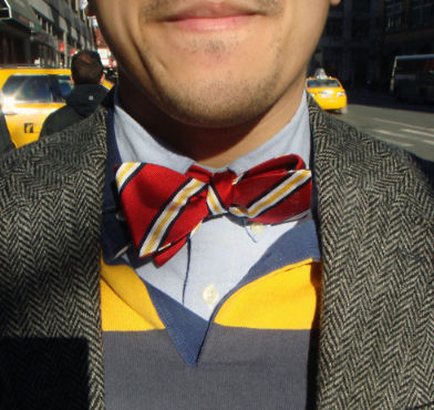 Day 72, from 500 Days of Bow Ties.