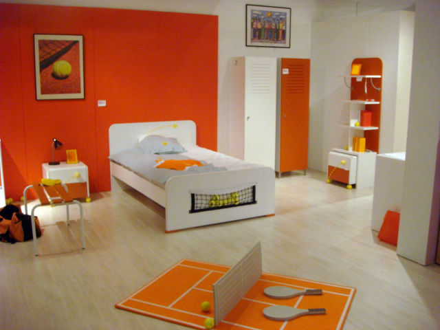 "A charming children's bedroom by <a href=""http://www.gautierusa.com/"">Gautier</a>."