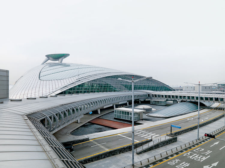 Incheon International, Seoul