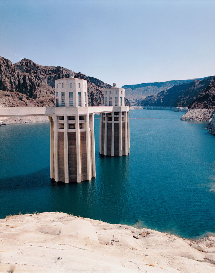The Hoover Dam, one of the country's great engineering feats, is just a few miles from Vegas and warrants a visit.