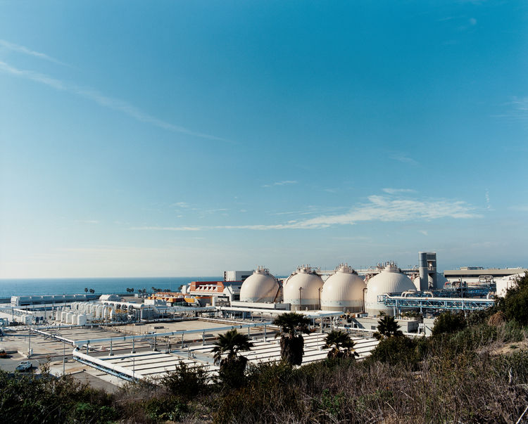 The Hyperion Treatment Plant is the largest and oldest wastewater treatment plant in Los Angeles. It can process as much as 850 million gallons of waste each day. When it was constructed in 1894, on the beaches of El Segundo, it simply discharged raw sewa