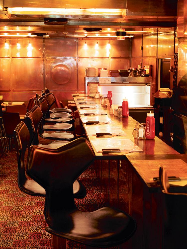 Mando Steakhouse.