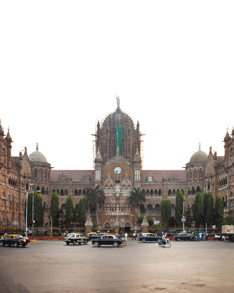 Chhatrapati Shivaji Terminus, Mumbai's iconic railway station, is a UNESCO World Heritage site and one of the foremost examples of Indo-Saracenic architecture.