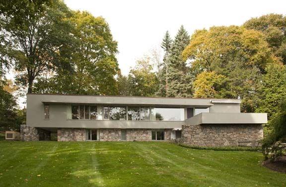 Marcel Breuer Robeck house