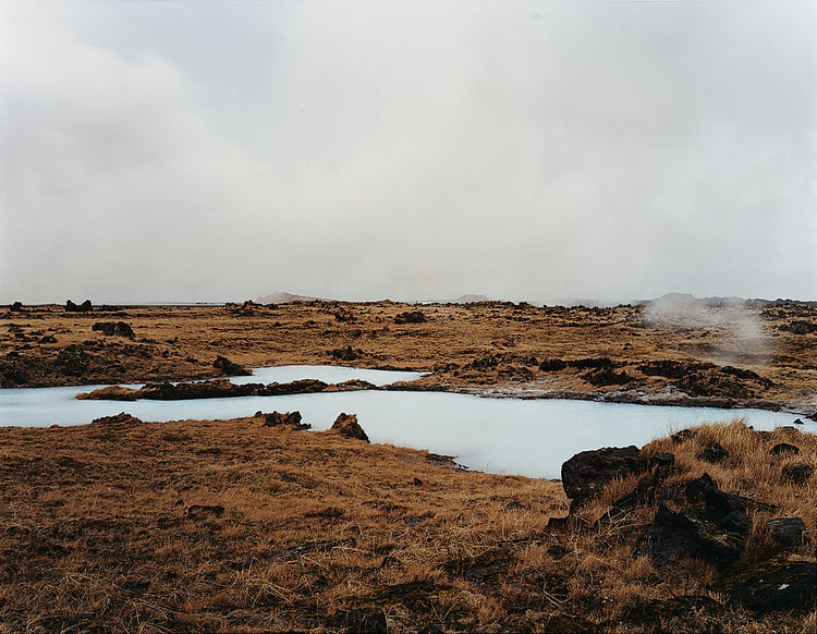 Geothermal activity is nothing new.