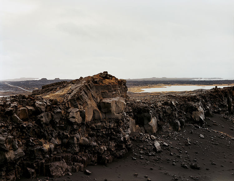 The dramatic Icelandic landscape is on stark display just outside the capital. The North American and Eurasian tectonic plates meet near Keflavic.