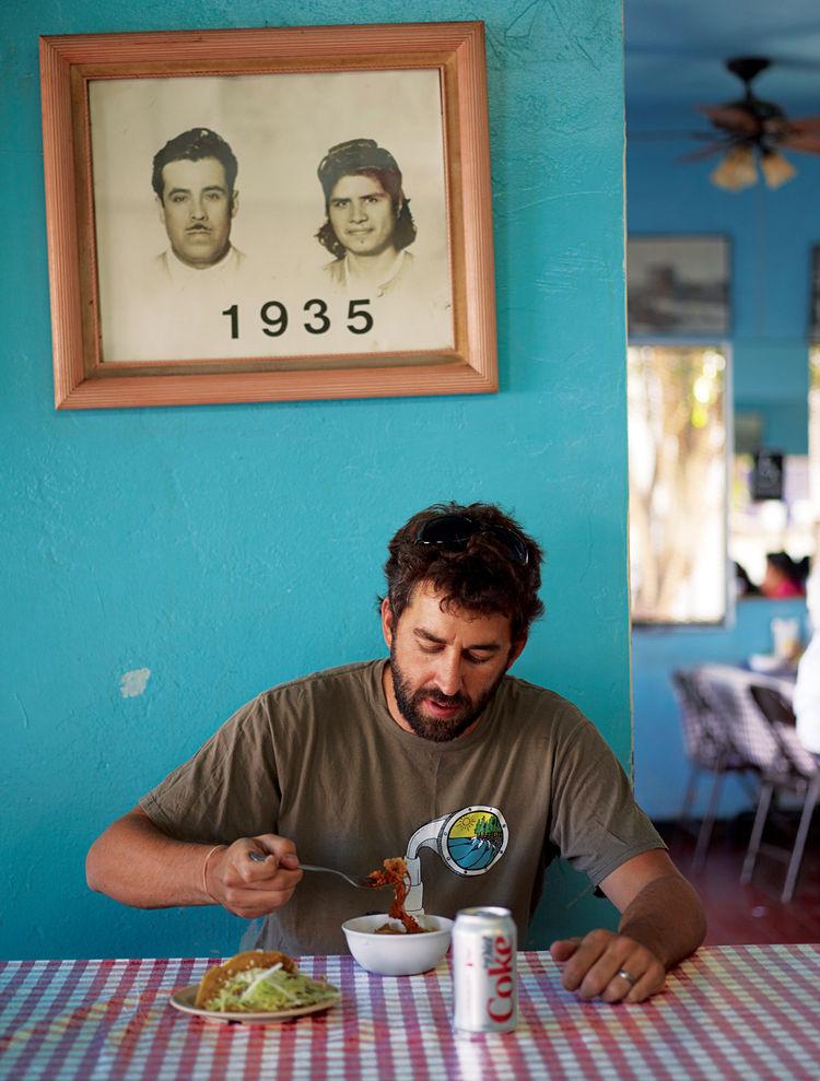 Las Cuatro Milpas Restaurant is a hometown favorite, located on Logan Avenue.