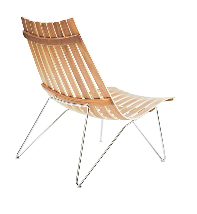 Scandia chair by Hans Brattrud for Fjordfiesta.