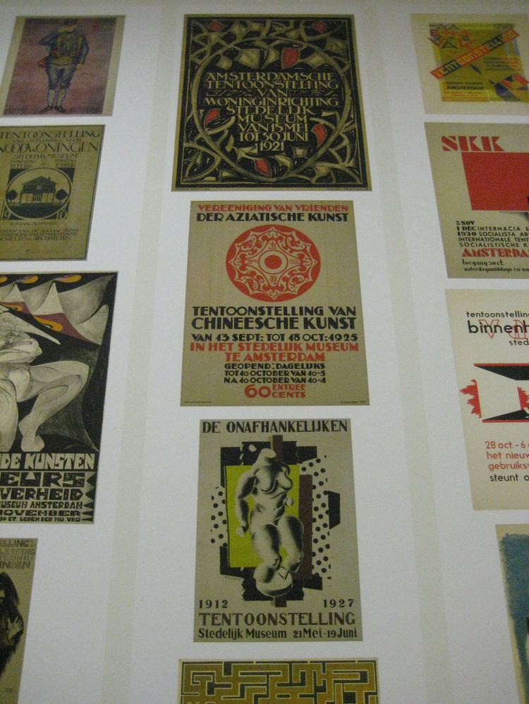 "Some of the oldest posters in the collection, which date from the early 1900s.<br /><br /><p><em><strong>Don't miss a word of Dwell! Download our </strong></em><a href=""http://itunes.apple.com/us/app/dwell/id411793747?mt=8""><em><strong> FREE app from iTun"
