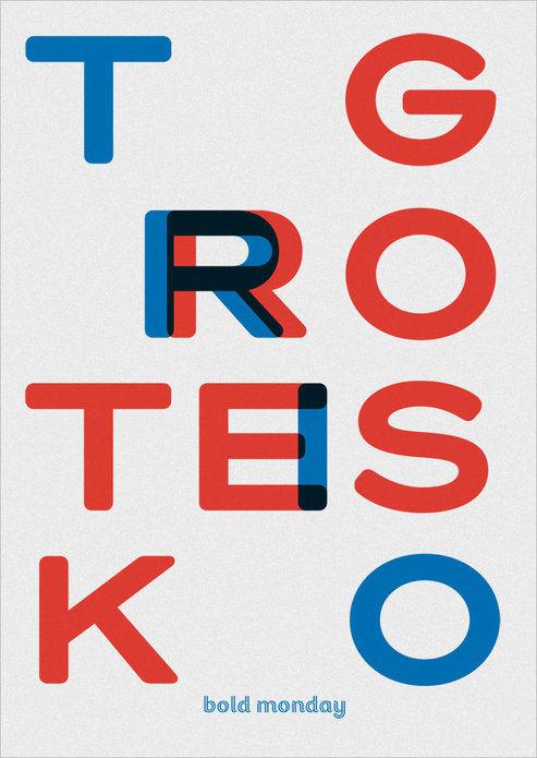 Florian Schick, Trio Grotesk, Piet Zwart, typography, typeface