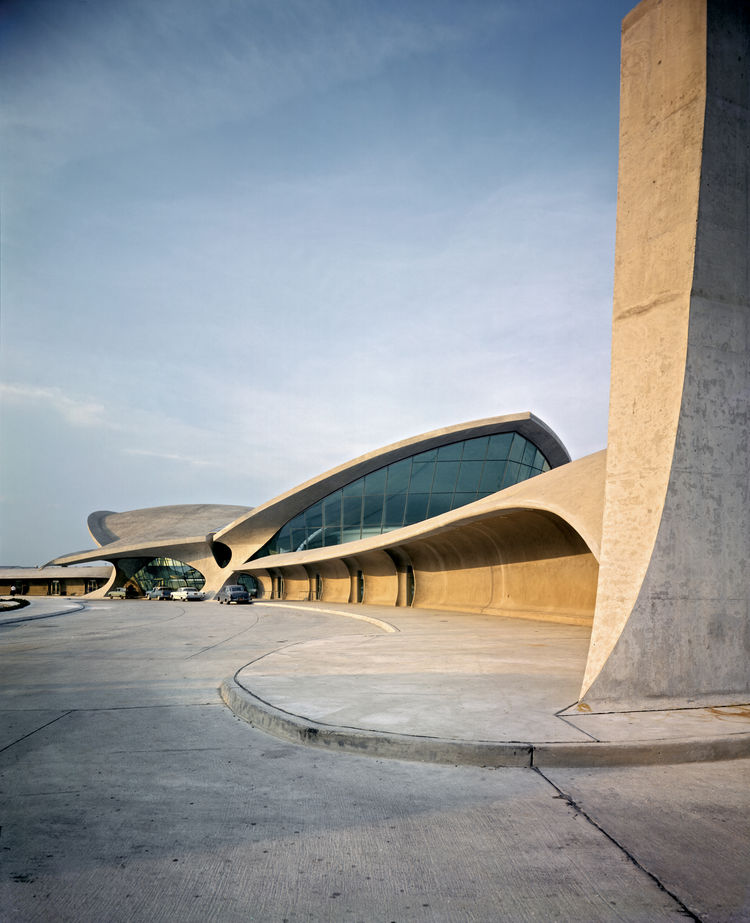 TWA Terminal, JFK Airport, New York CIty