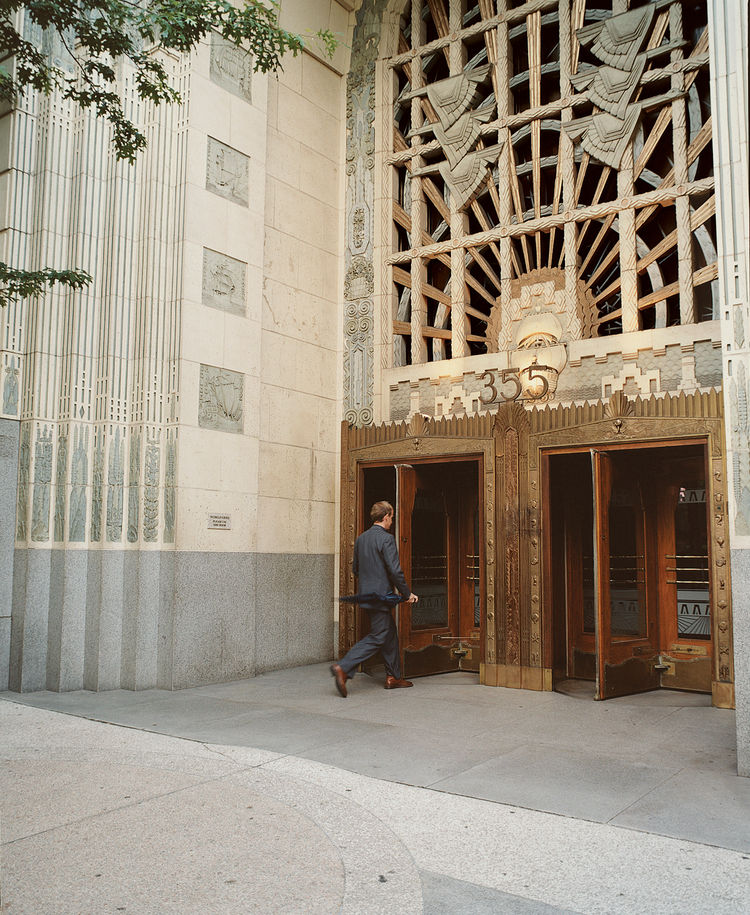 A masterful tribute to both aquatic ardor and to the intricacies of carving by hand, the Marine Building remains a well-preserved piece of Vancouver's Art Deco past.