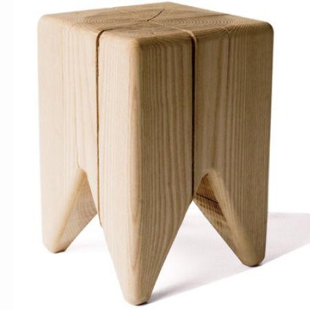 Kalon Studios Stump Side Table
