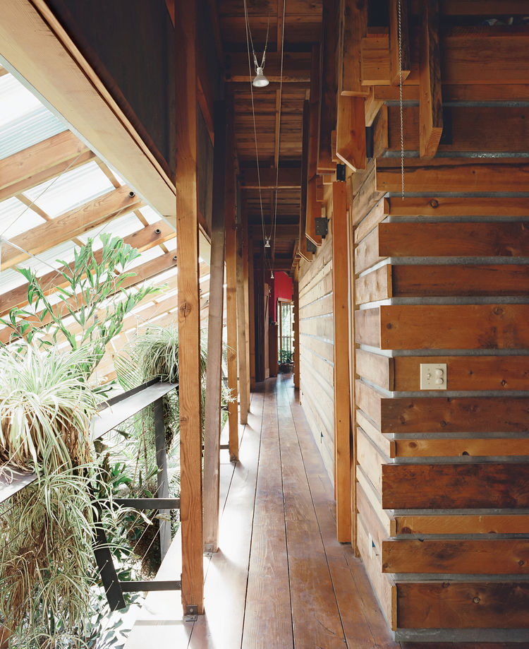 "The floorboards are lumberyard ""culls"" that had turned gray or cracked from being exposed to weather. Meffan had them re-milled into pristine planks with an old-world feel. Contractors typically pass up culls to get to the ""good"" wood below. Ask at your l"