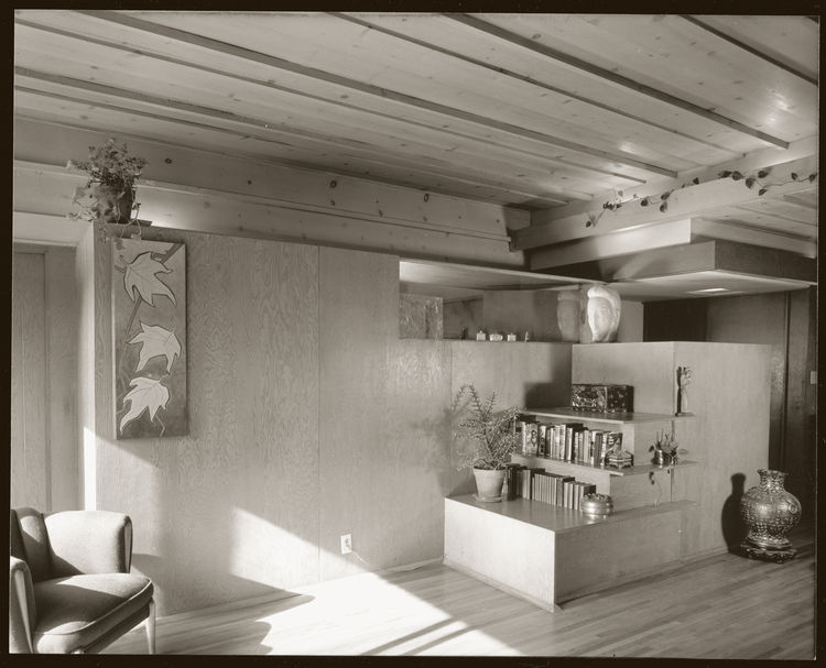 Original Bubeshko apartment photo by Julius Shulman
