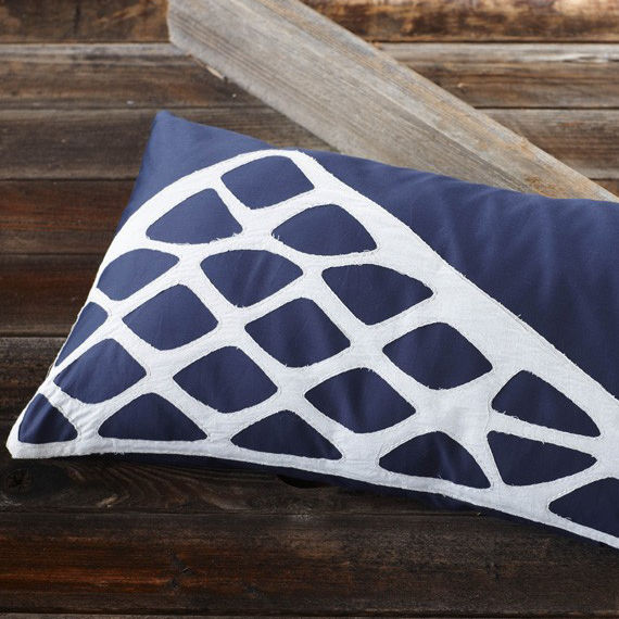 Modern Throw Pillow by Coyuchi