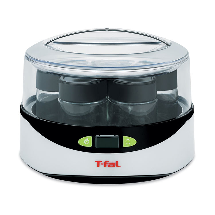 easy to use at-home yogurt maker.
