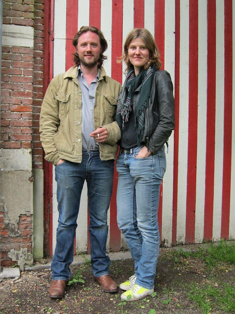 Designers Hannes van Severen and Fien Muller