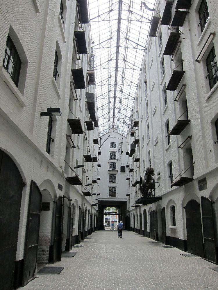 Felix Warehouse in Antwerp, Belgium