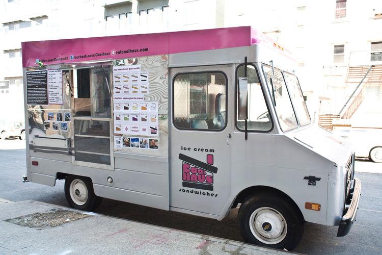 Coolhaus Ice Cream Truck