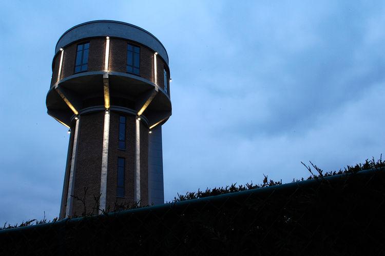 Chateau d'eau from Steenokerzeel in Steenokkerzeel, Belgium